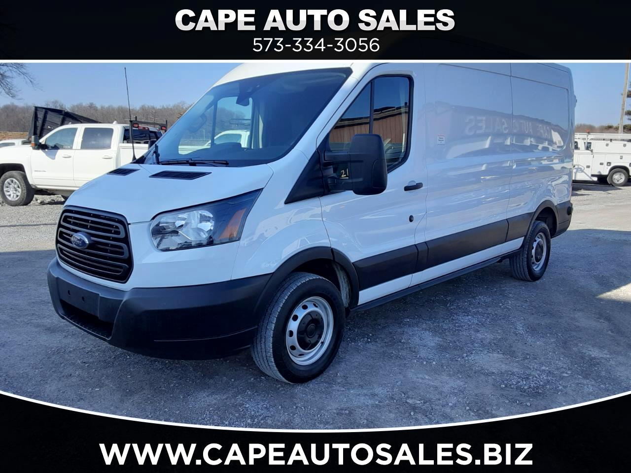 Ford Transit 350 Van Med. Roof w/Sliding Pass. 148-in. WB 2019