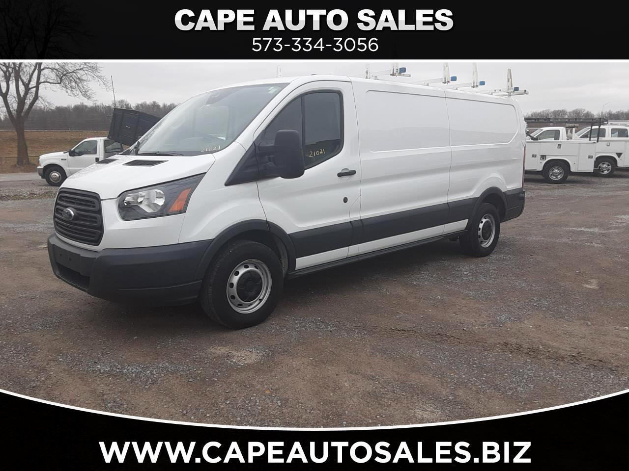 Ford Transit 350 Van Low Roof w/Sliding Pass. 148-in. WB 2016