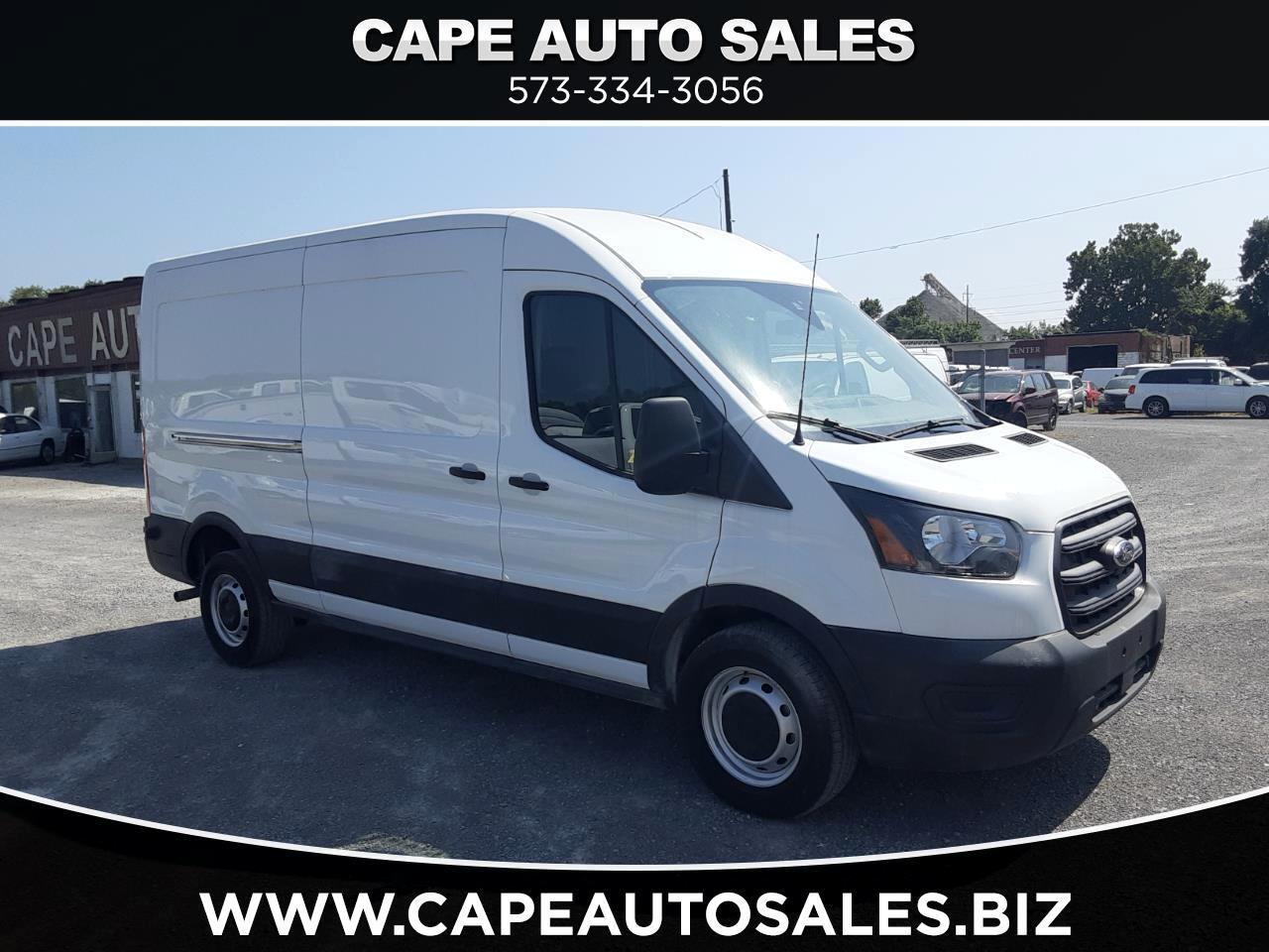 Ford Transit 250 Van Med. Roof w/Sliding Pass. 148-in. WB 2020