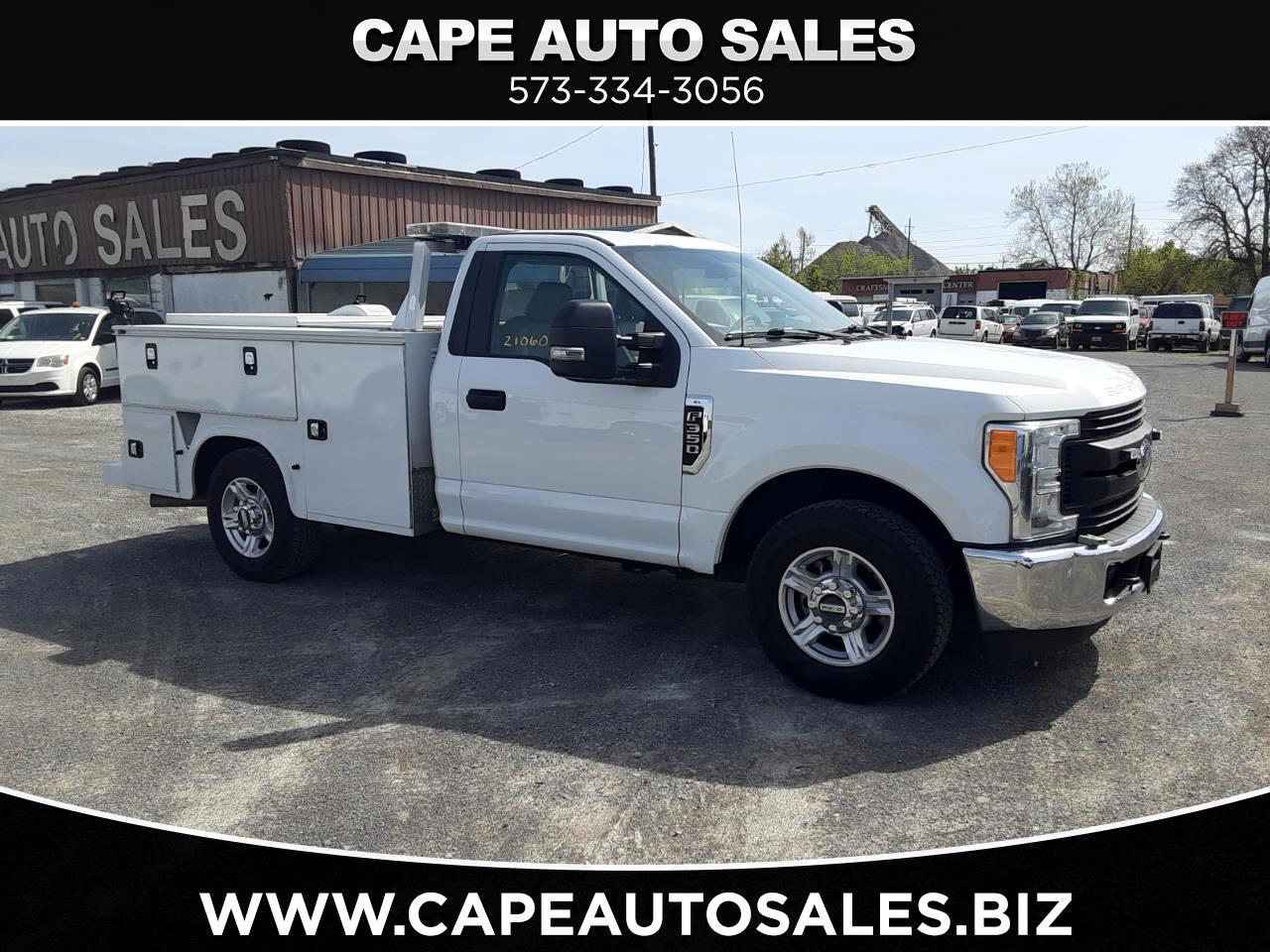 Ford F-350 SD XLT 2WD 2017