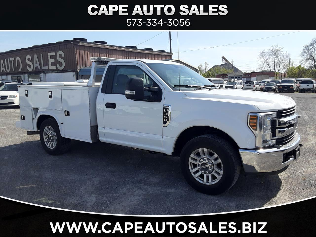 Ford F-350 SD XLT 2WD 2019