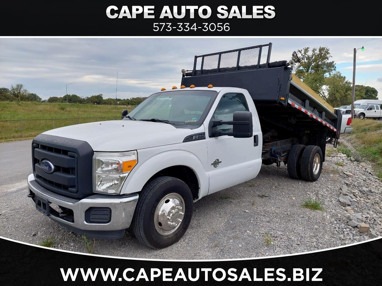 Ford F-350 SD XL DRW 2WD 2014