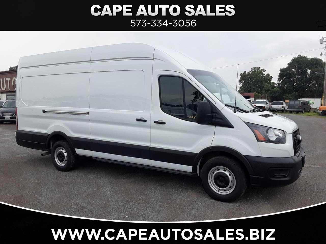 Ford Transit 250 Van High Roof w/Sliding Pass. 148-in. WB EL 2021