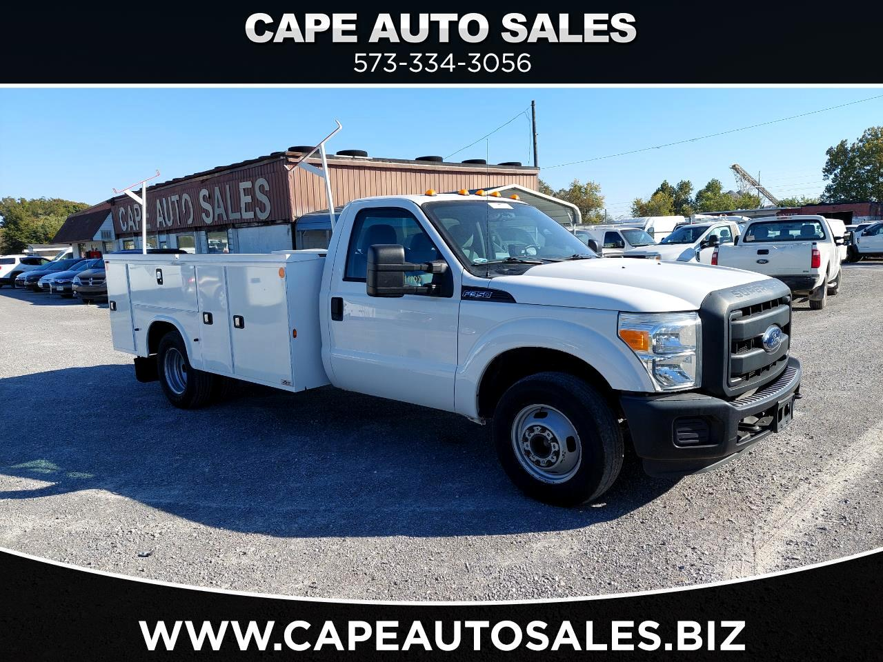 Ford F-350 SD XLT DRW 2WD 2016