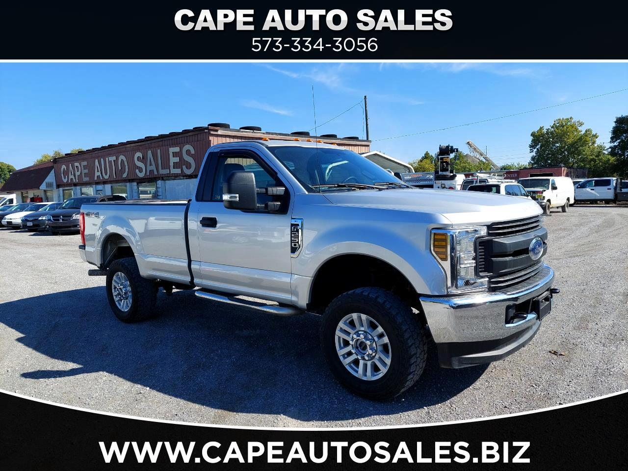 Ford F-250 SD XLT 4WD 2018