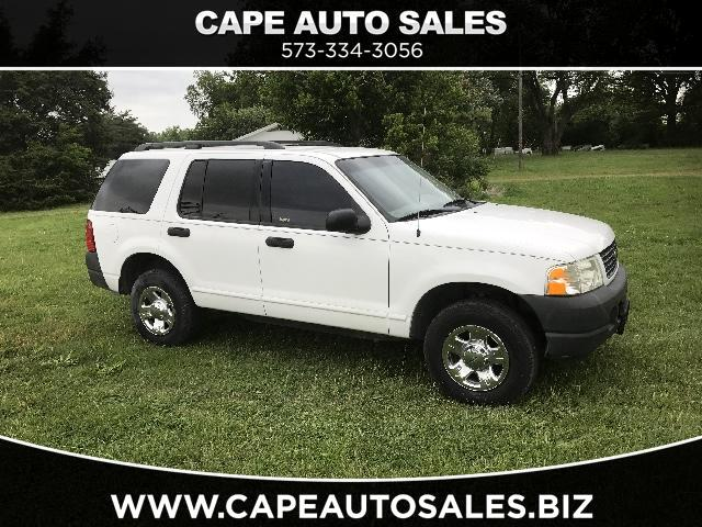 2003 Ford Explorer XLS 4.0L 4WD