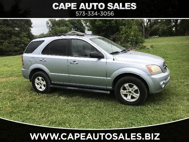 2004 Kia Sorento LX 2WD