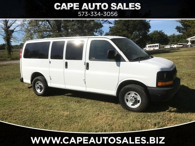 2012 Chevrolet Express LS 3500