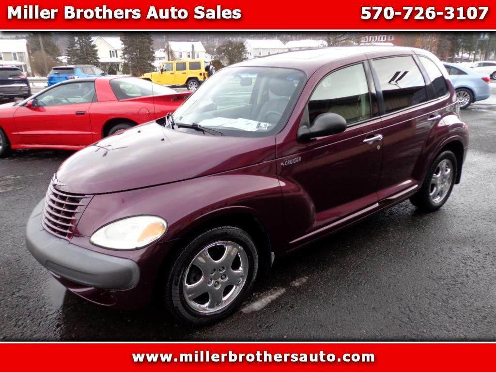 2001 Chrysler PT Cruiser Limited Edition