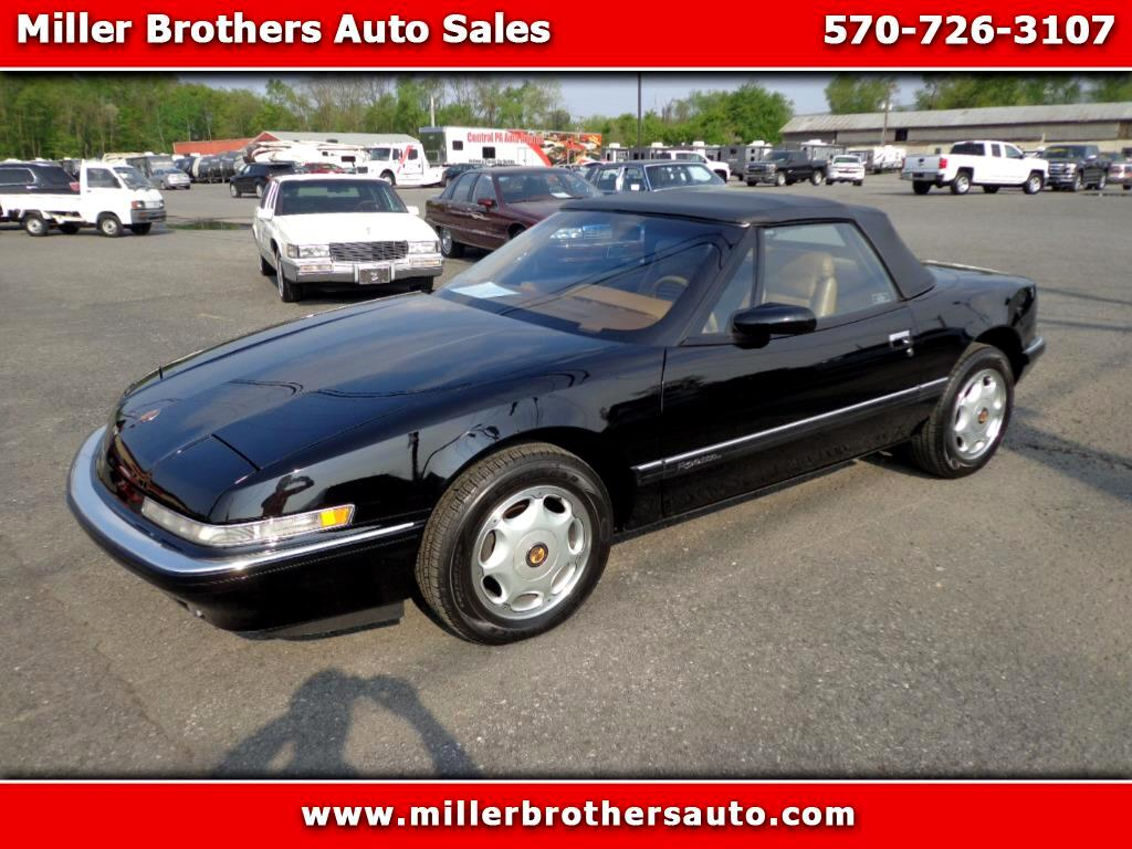 1991 Buick Reatta Convertible