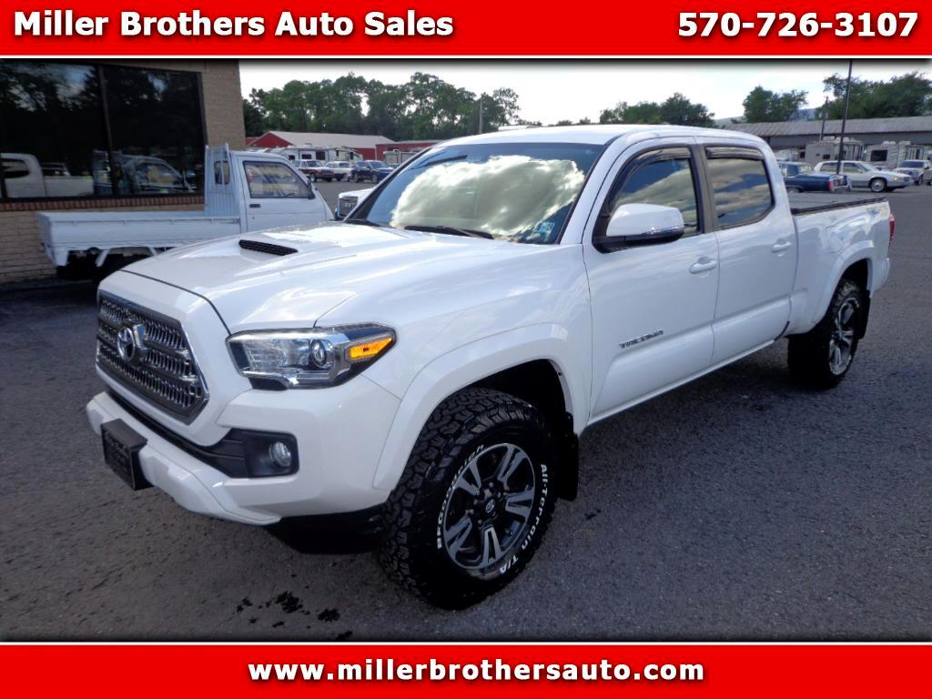 2016 Toyota Tacoma Double Cab Long Bed V6 Automatic 4WD