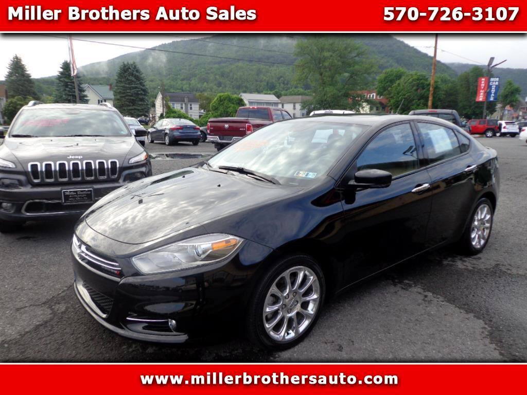 2015 Dodge Dart 4dr Sdn Limited