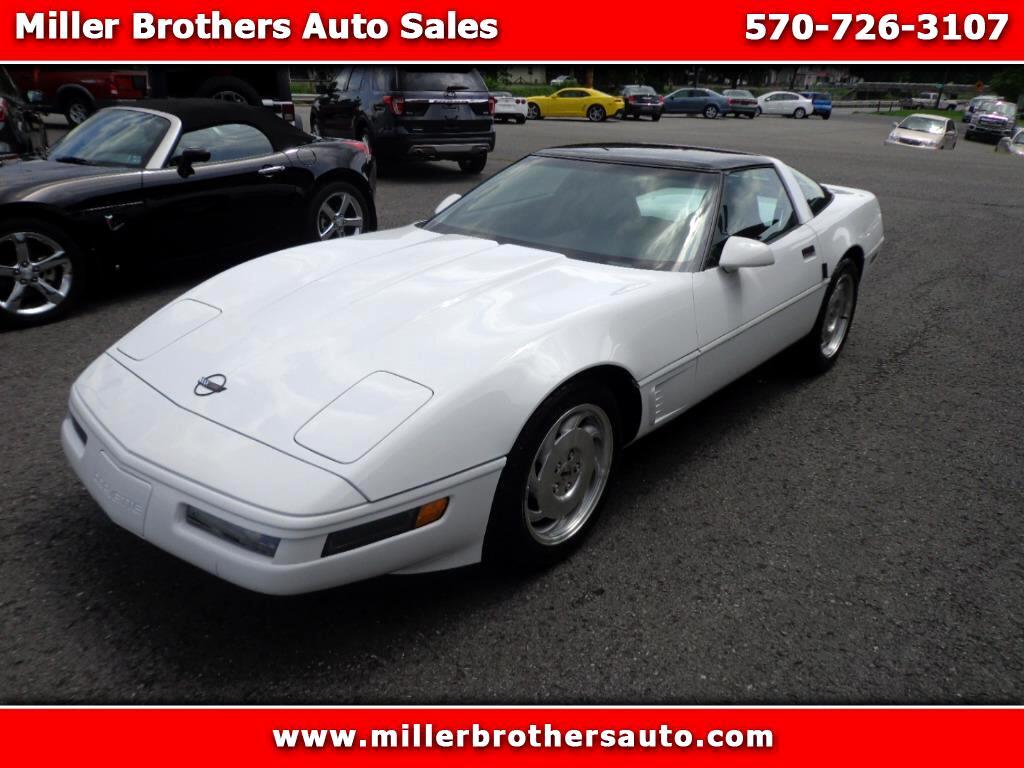 1996 Chevrolet Corvette Coupe