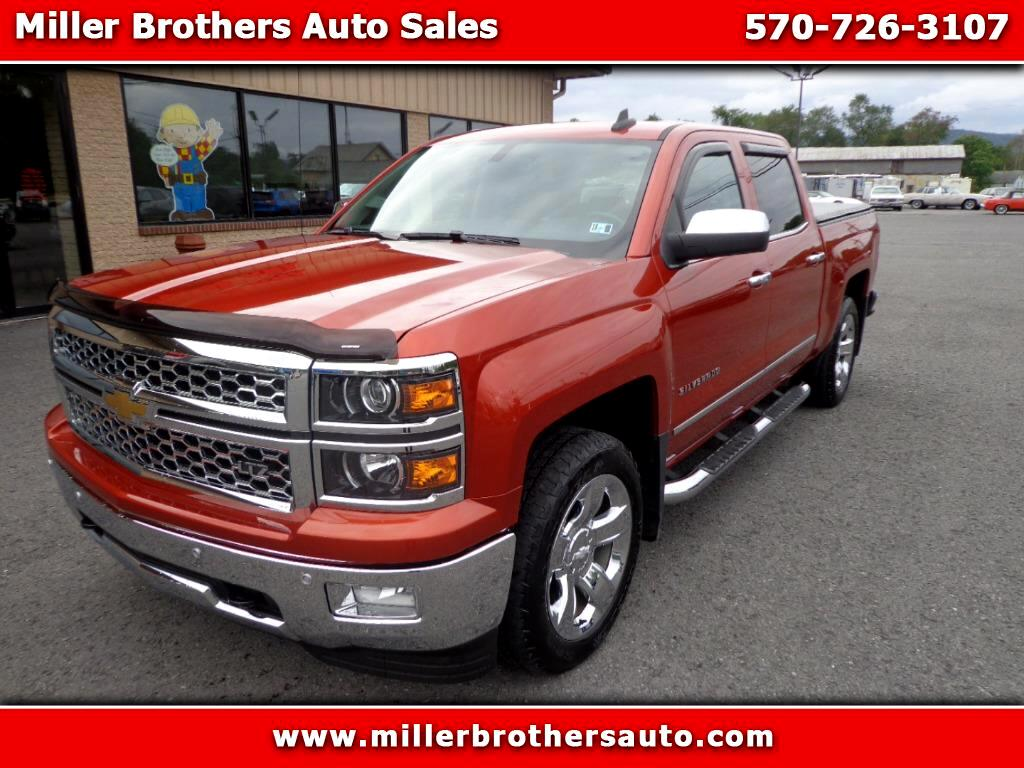 Used Cars For Sale Mill Hall Pa 17751 Miller Brothers Auto Sales 1983 Chevy Silverado Crew Cab 2015 Chevrolet 1500 Ltz 4wd