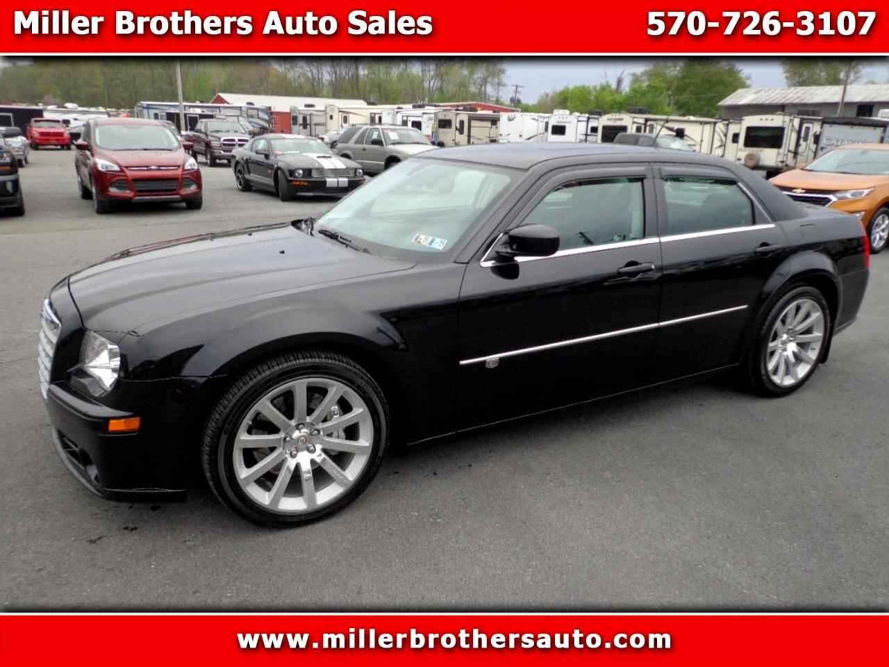 2008 Chrysler 300 SRT-8