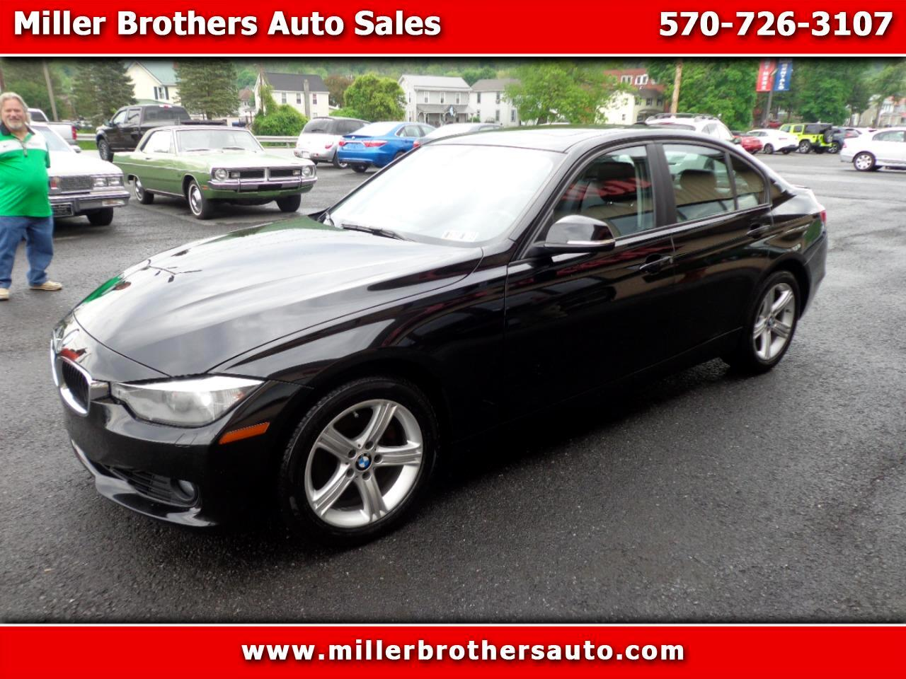 Brothers Auto Sales >> Used 2015 Bmw 3 Series 328i Xdrive Sedan Sulev For Sale In