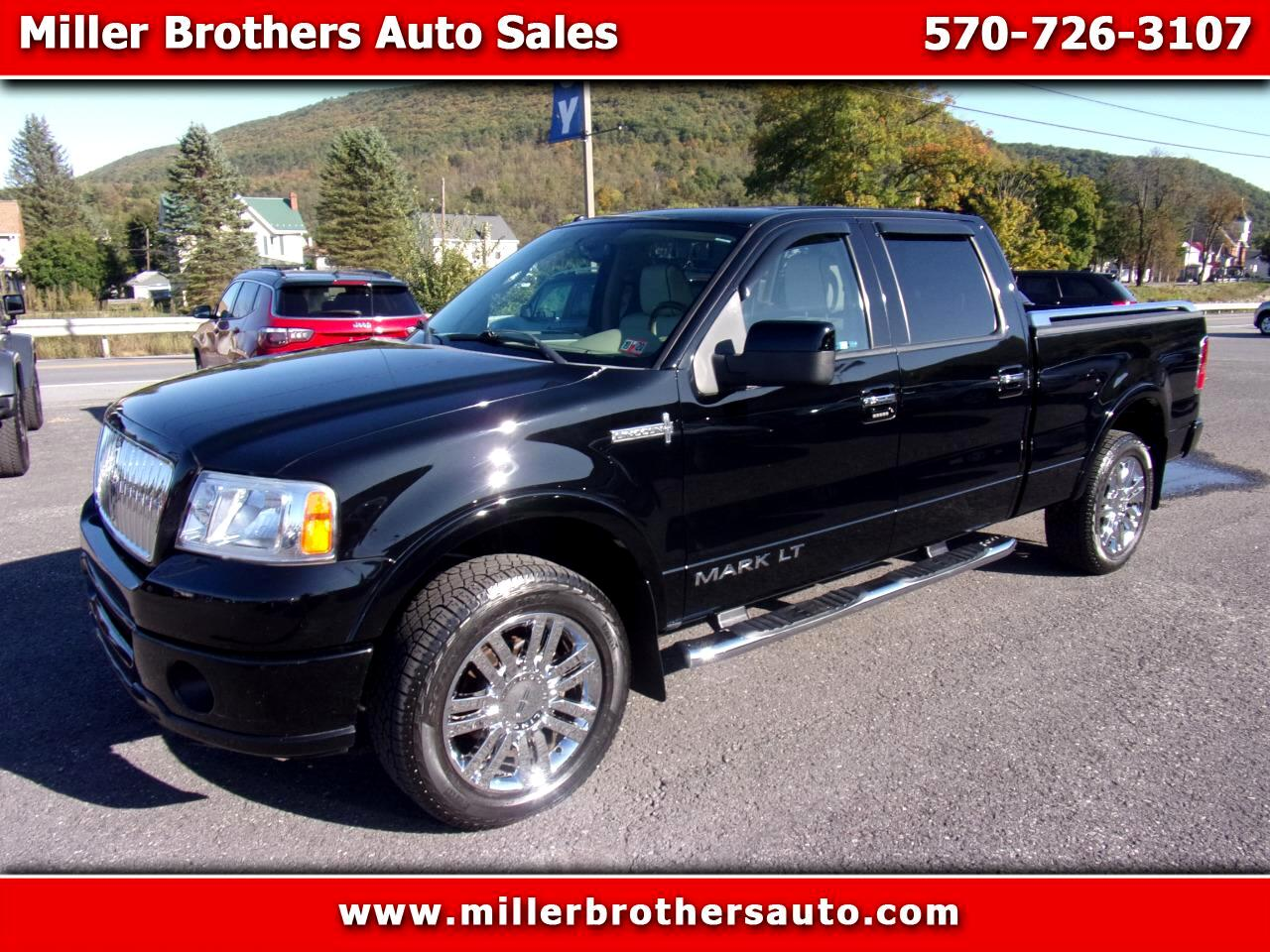 Lincoln Mark LT 4WD 2008
