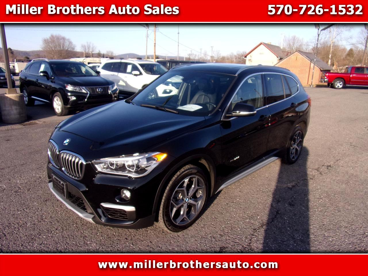 BMW X1 xDrive28i Sports Activity Vehicle 2017