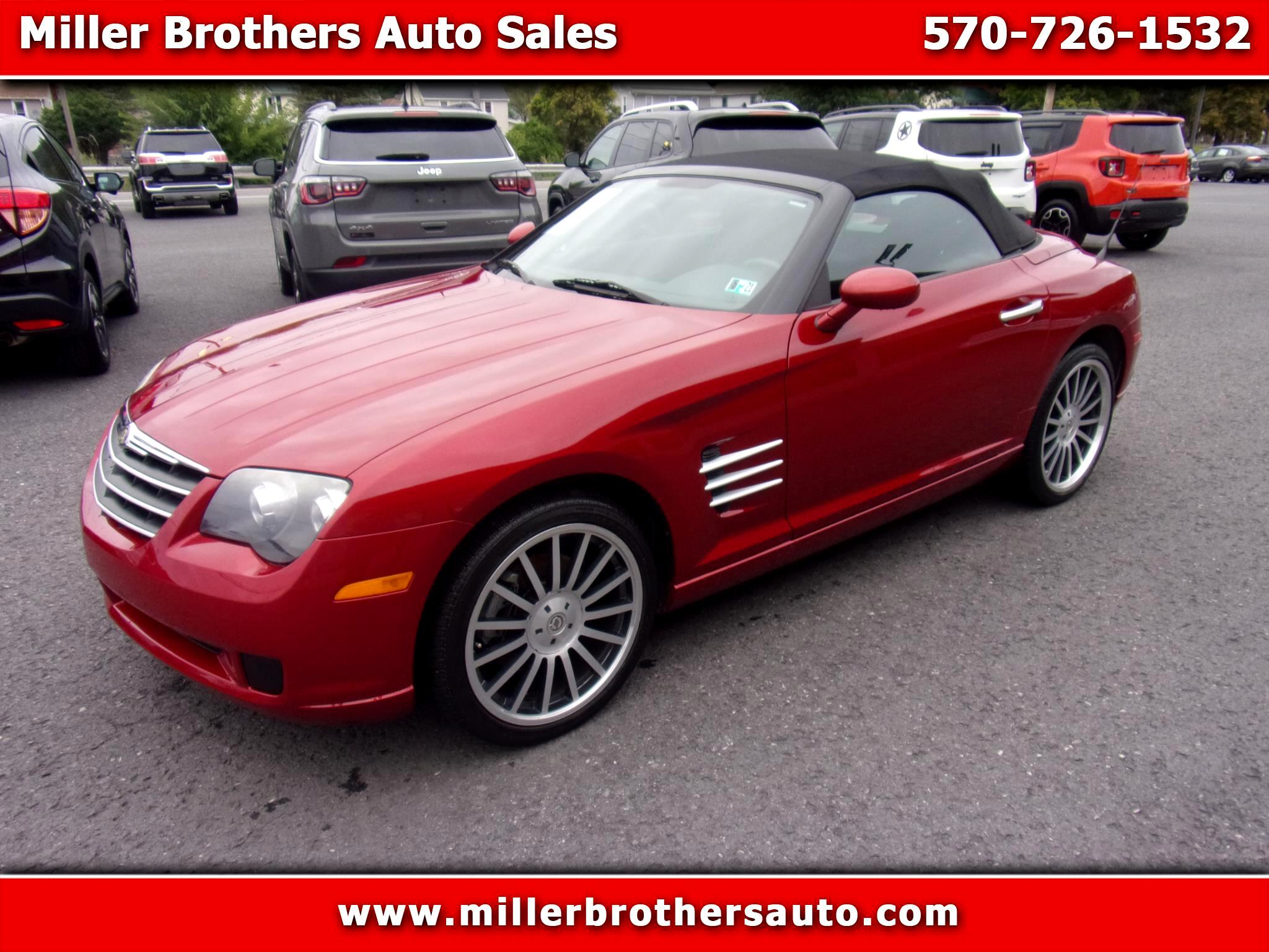 Chrysler Crossfire 2dr Roadster 2006
