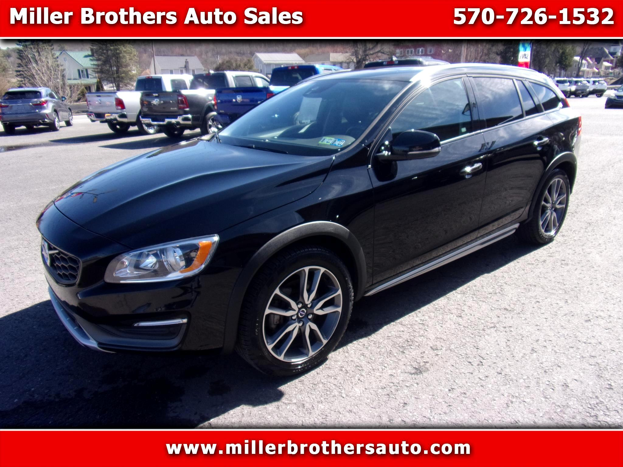 Volvo V60 Cross Country 4dr Wgn T5 AWD 2016