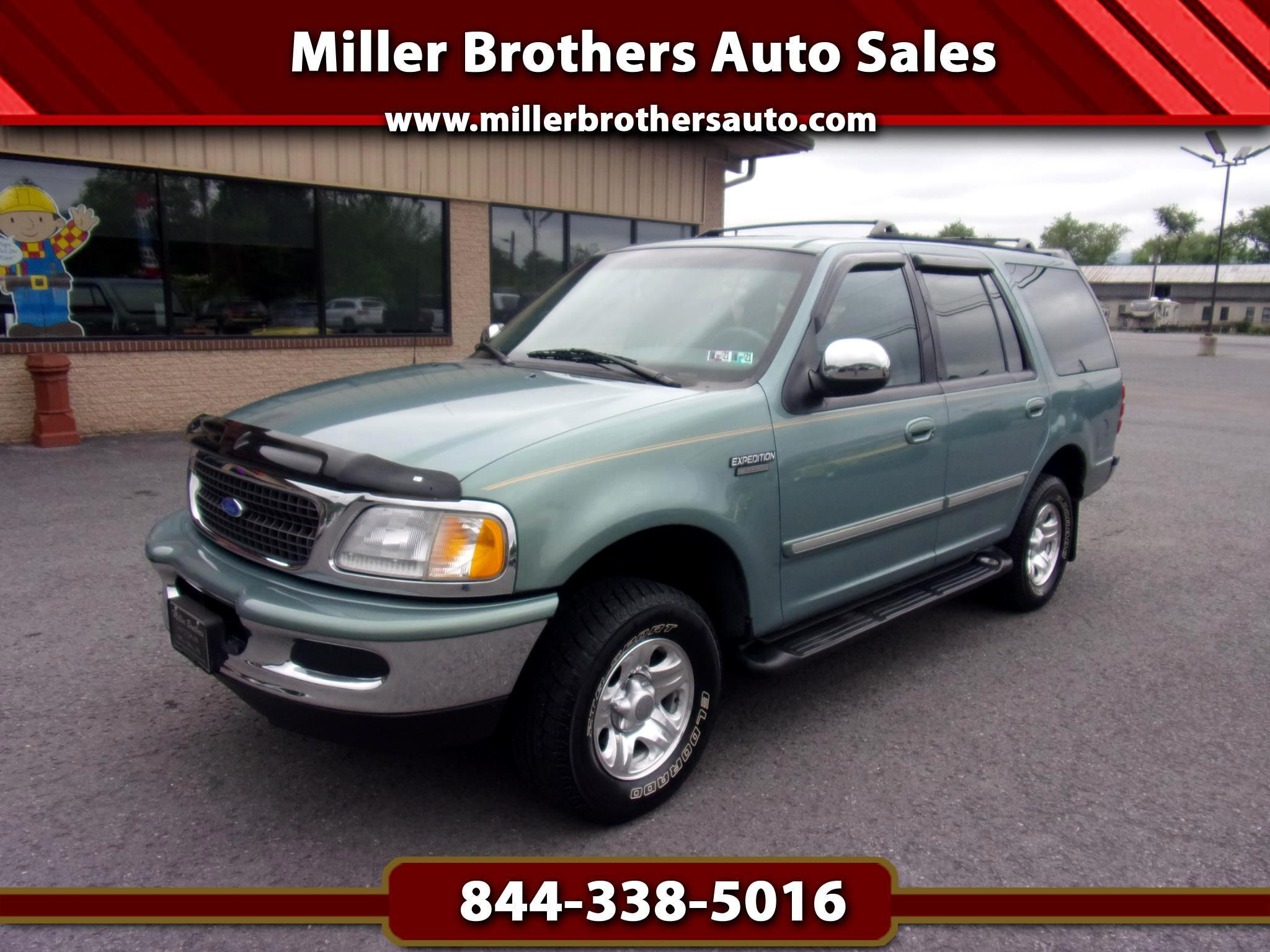 """Ford Expedition 119"""" XLT 4WD 1997"""