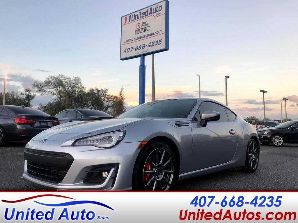 Subaru BRZ Limited Manual 2017