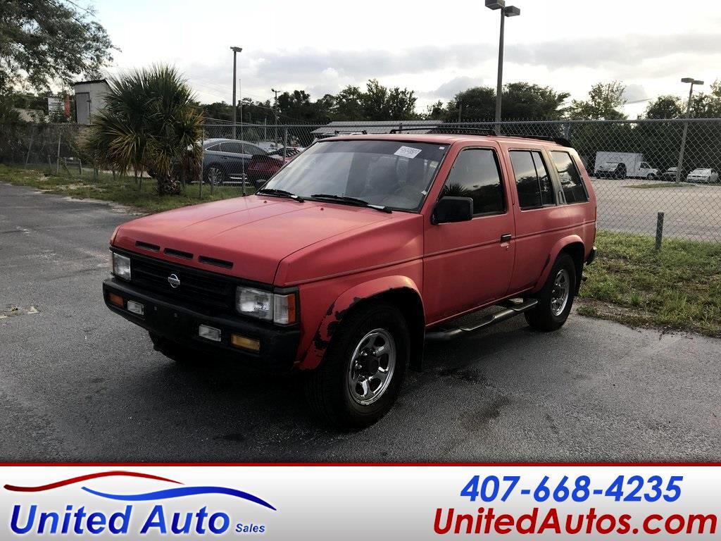 used 1995 nissan pathfinder 4dr le auto for sale in orlando fl 32807 united auto sales united auto sales