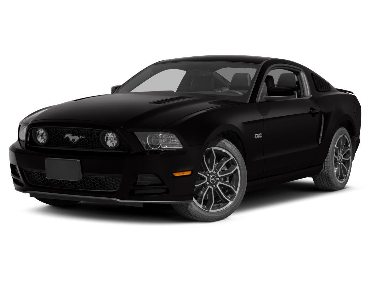 Ford Mustang 2dr Cpe GT 2013