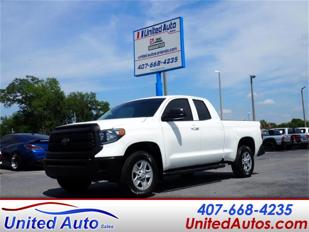 Toyota Tundra 2WD Limited Double Cab 6.5' Bed 5.7L (Natl) 2018