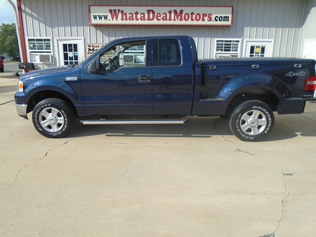 2004 Ford F-150 XLT SuperCab Flareside 4WD