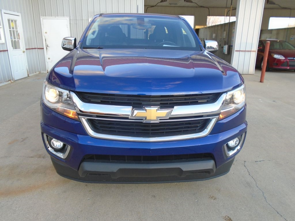 Chevrolet Colorado Z71 Ext. Cab 4WD 2016