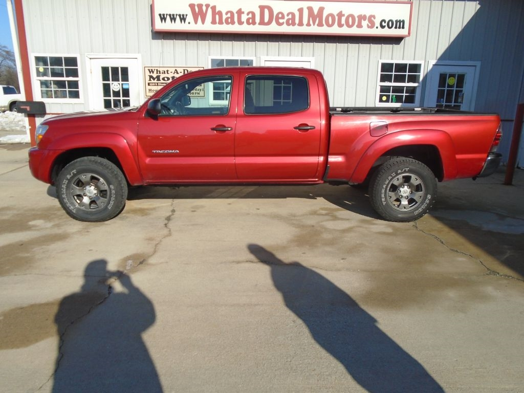 Toyota Tacoma SR5 Double Cab 6' Bed V6 4x4 AT (Natl) 2009