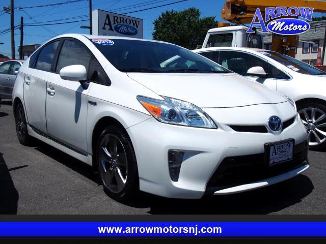 2013 Toyota Prius 5dr HB Persona (Natl)