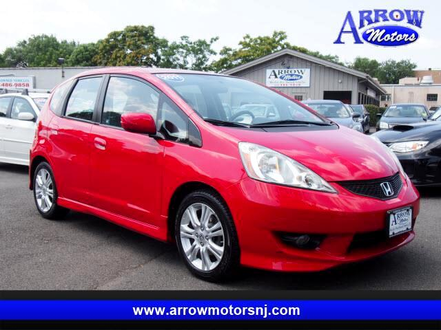 2011 Honda Fit Sport 5-Speed AT