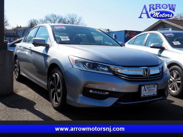 Honda Accord EX Sedan CVT 2016