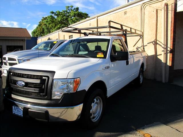 Ford F-150 XL 8-ft. Bed 2WD 2013