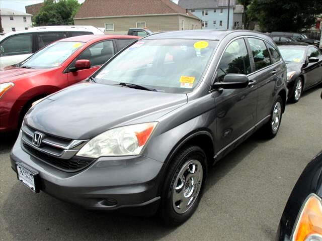 Honda CR-V LX 4WD 5-Speed AT 2011