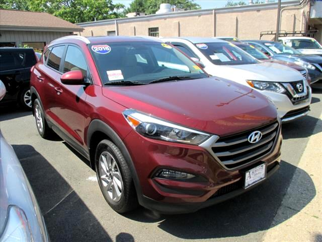 Hyundai Tucson SE w/Popular Package AWD 2016
