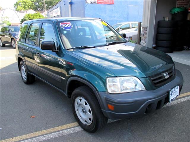 Honda CR-V LX 4WD 2001