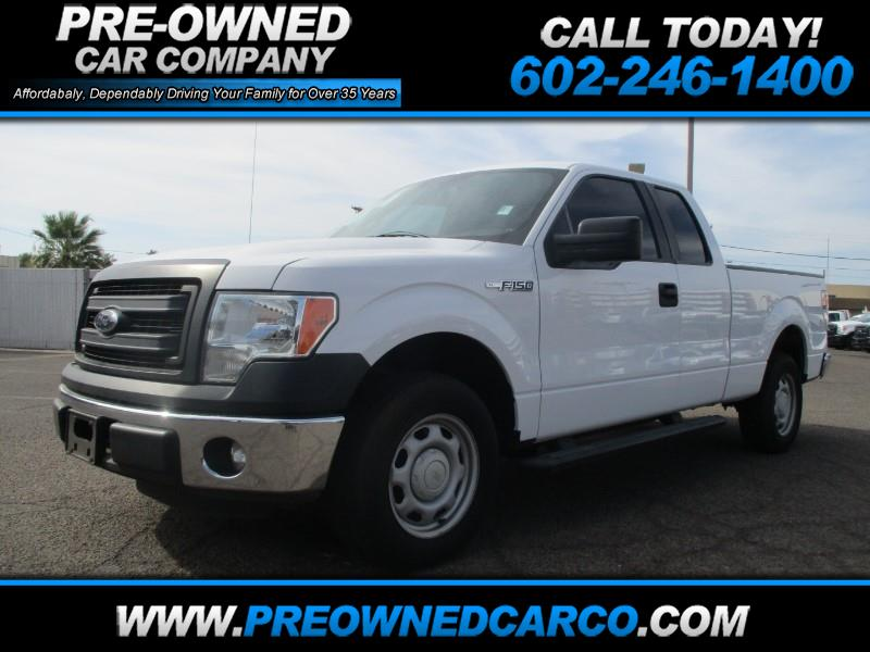 2014 Ford F-150 XL SuperCab 6.5-ft. Bed 2WD