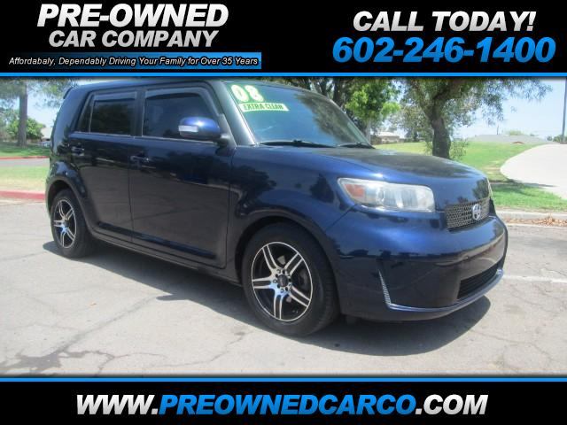 buy here pay here 2008 scion xb wagon for sale in phoenix az 85017 pre owned car company. Black Bedroom Furniture Sets. Home Design Ideas