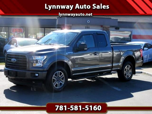 Ford F-150 Lariat 4WD SuperCab 6.5' Box 2017