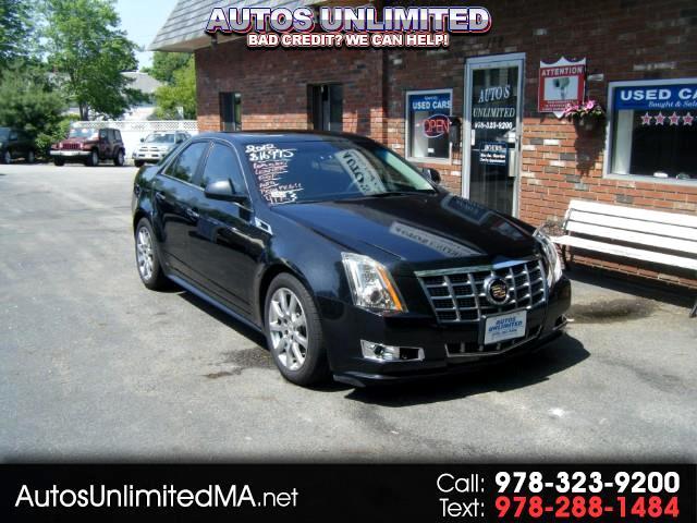 2012 Cadillac CTS Luxury AWD