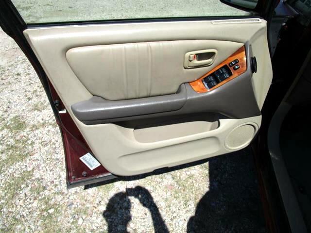 1999 Lexus RX 300 FWD
