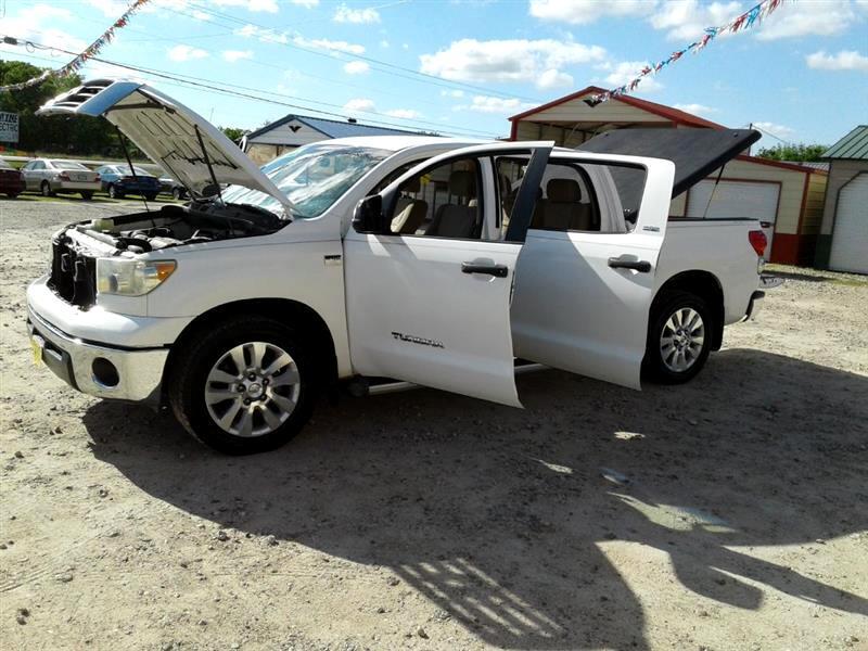 2008 Toyota Tundra SR5 CrewMax 4.7L 2WD