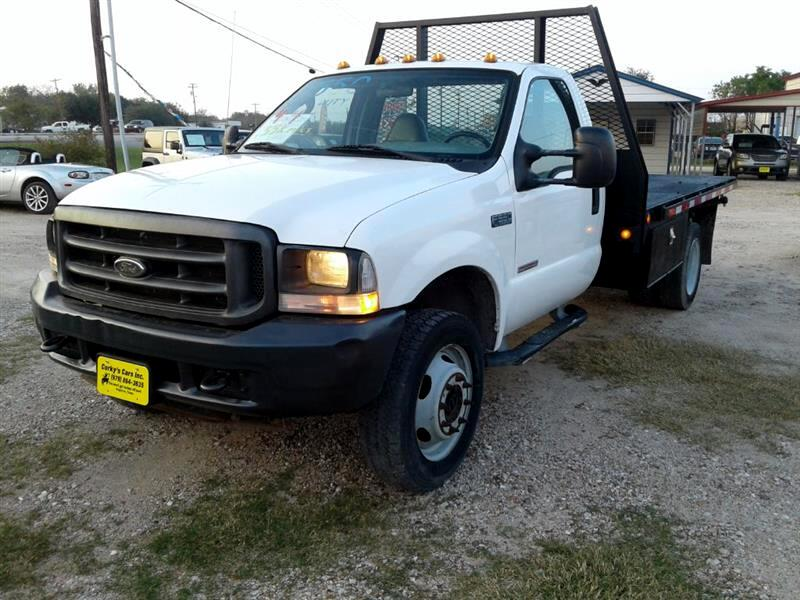 2004 Ford Super Duty F-550 DRW Reg Cab 141