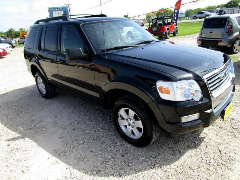 2010 Ford Explorer RWD 4dr XLT