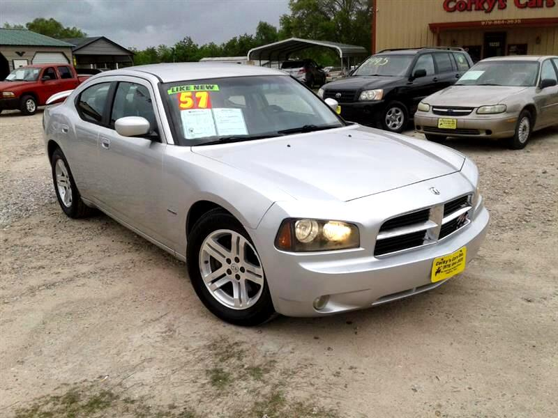 2007 Dodge Charger 4dr Sdn 5-Spd Auto R/T RWD
