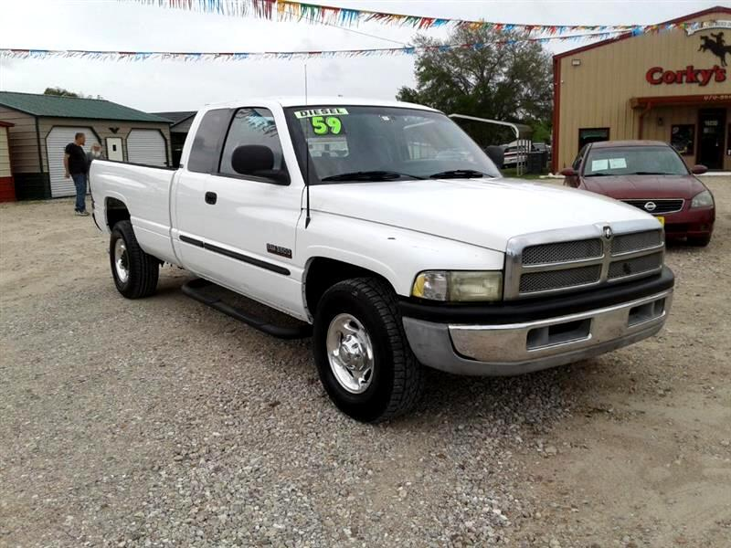"2001 Dodge Ram 2500 4dr Quad Cab 139"" WB HD"