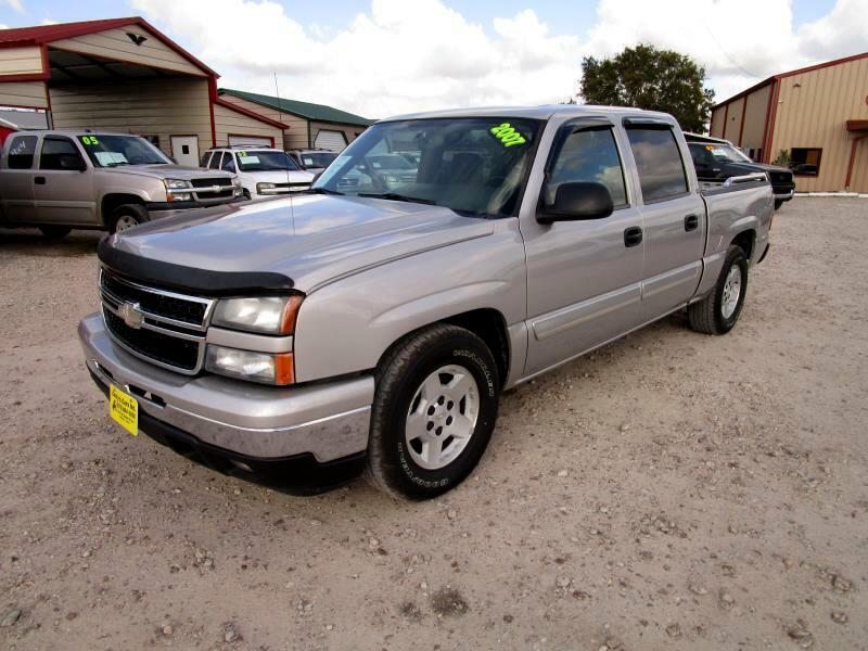 """2007 Chevrolet Silverado 1500 2WD Crew Cab 143.5"""" LT1"""
